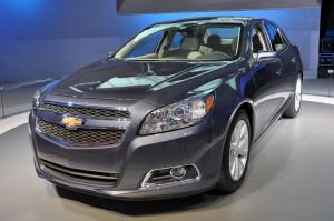 Обзор нового седана Chevrolet Malibu