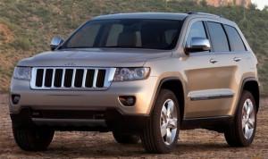 Флагман Jeep Grand Cherokee