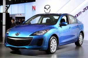 Новая Mazda 3 (2011 год)