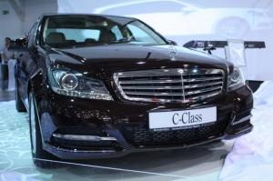 Обновленный Mercedes С-класс