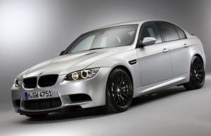 Новый спортивный седан BMW M3 CRT