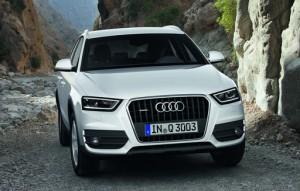 Audi Q3 приедет в Россию осенью