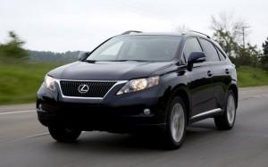 Lexus модели RX