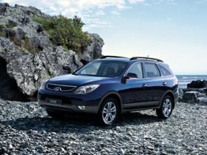 На российском рынке появились две новых комплектации Hyundai ix55