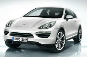 Новые подробности о проекте Porsche Cajun