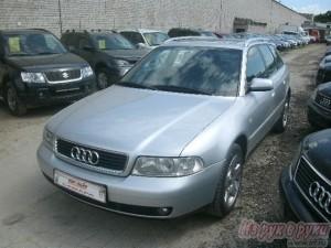 Продается Audi A4, двигатель:2.5 л, 150 л.с.