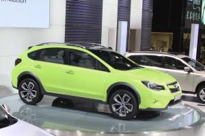 полноприводный Subaru XV