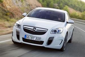 езда на новом Opel Insignia OPC