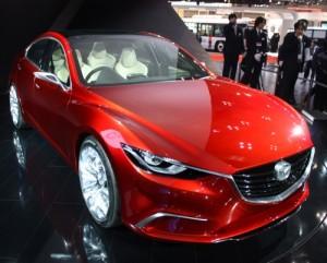 Следующее поколение Mazda 6 Takeri