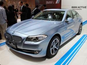 BMW седан 5-й серии ActiveHybrid