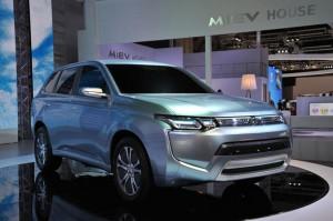 Mitsubishi PX - MiEV II