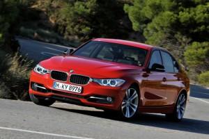 Новая BMW 3-серии. Шестое поколение модели, 2012 год