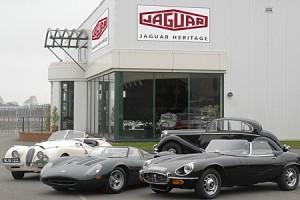 JAGUAR закрывает музей в Ковентри