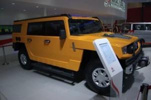 Dongfeng Motor производит клон Hummer - DFM EQ2050