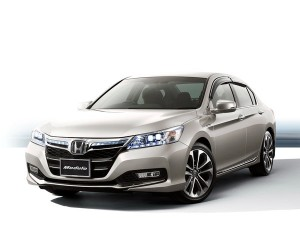 honda accord gibrid