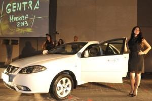 Daewoo gentra 2013