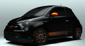 Электрический FIAT 500E